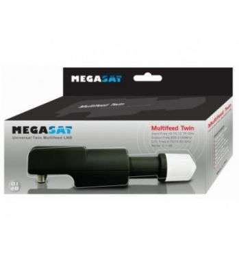 Megasat Multifeed twin LNB 0,1 dB