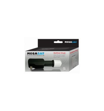 Megasat Multifeed single LNB 0,1 dB